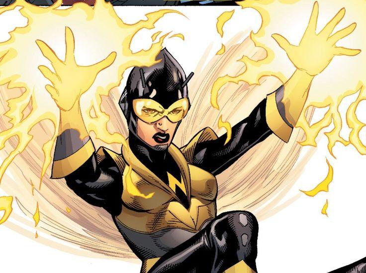 Wasp, Marvel, Civil War, Ant-Man