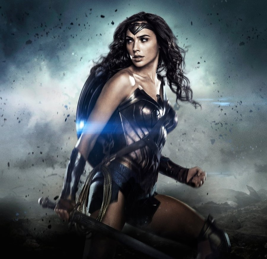 Gal Gadot's Wonder Woman