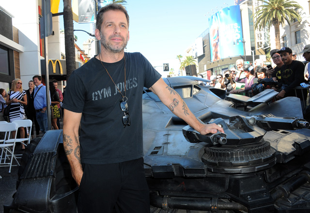 Zack Snyder and WB Reportedly at Odds