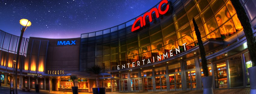 AMC theater IMAX