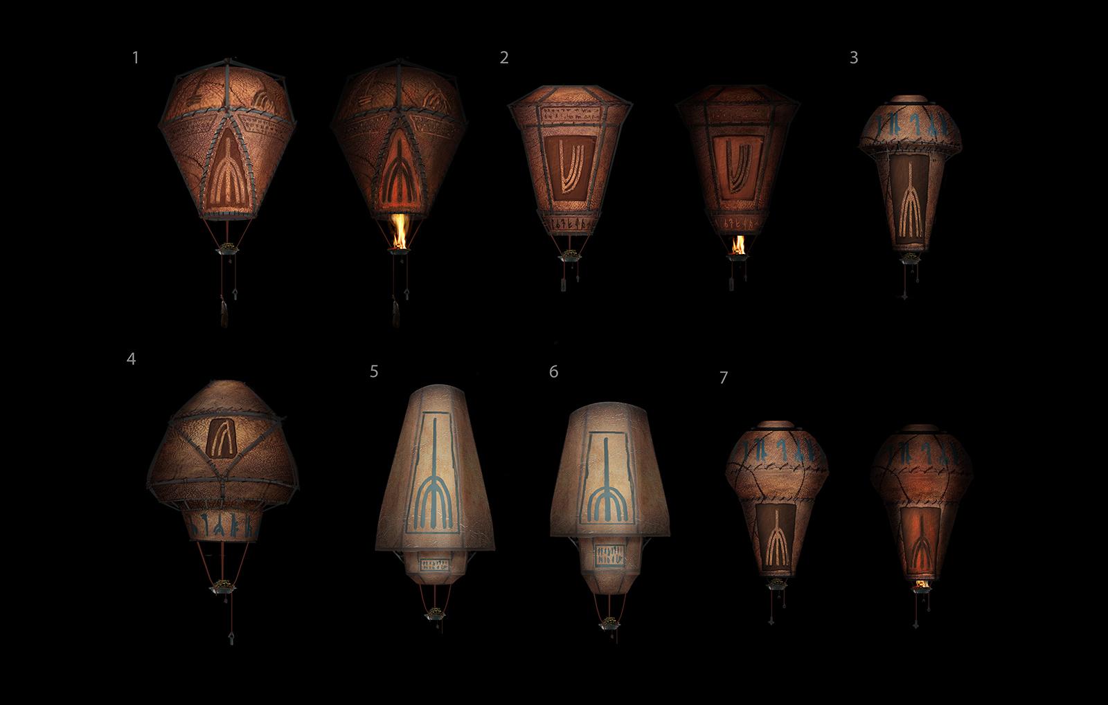 ancient balloons?