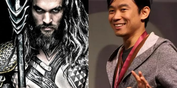 James Wan Plans to Blow People Away With 'Aquaman'