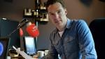Benedict Cumberbatch recording studio microphone