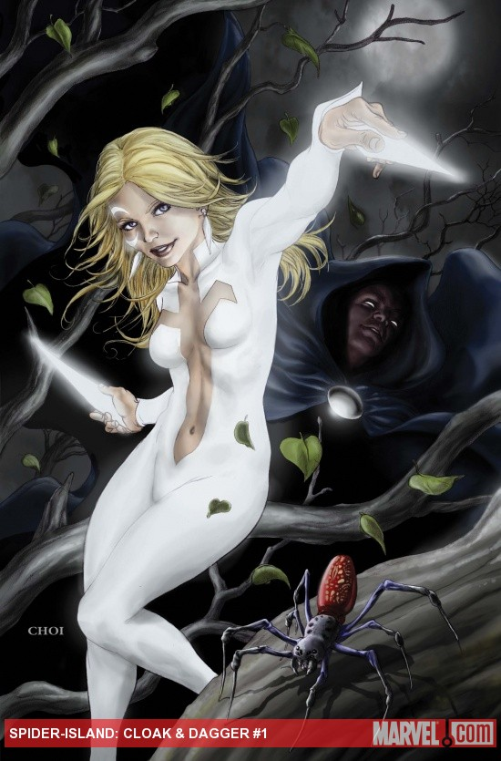 Marvel's 'Cloak and Dagger' Series Greenlit at Freeform