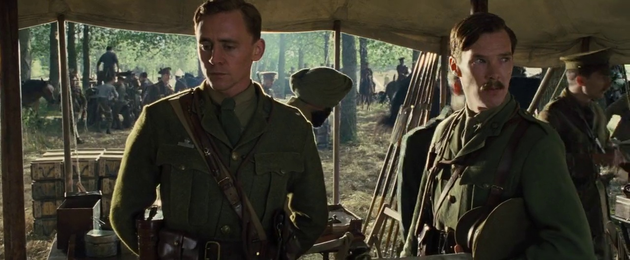 benedict cumberbatch, tom hiddleston, war horse