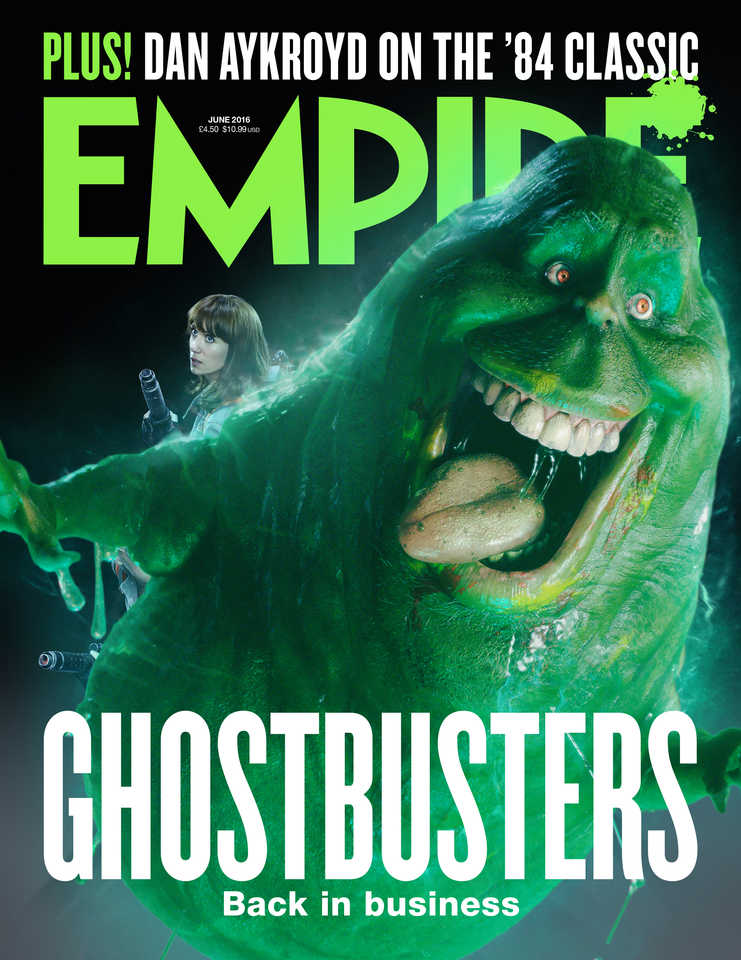 empire magazine slimer cover