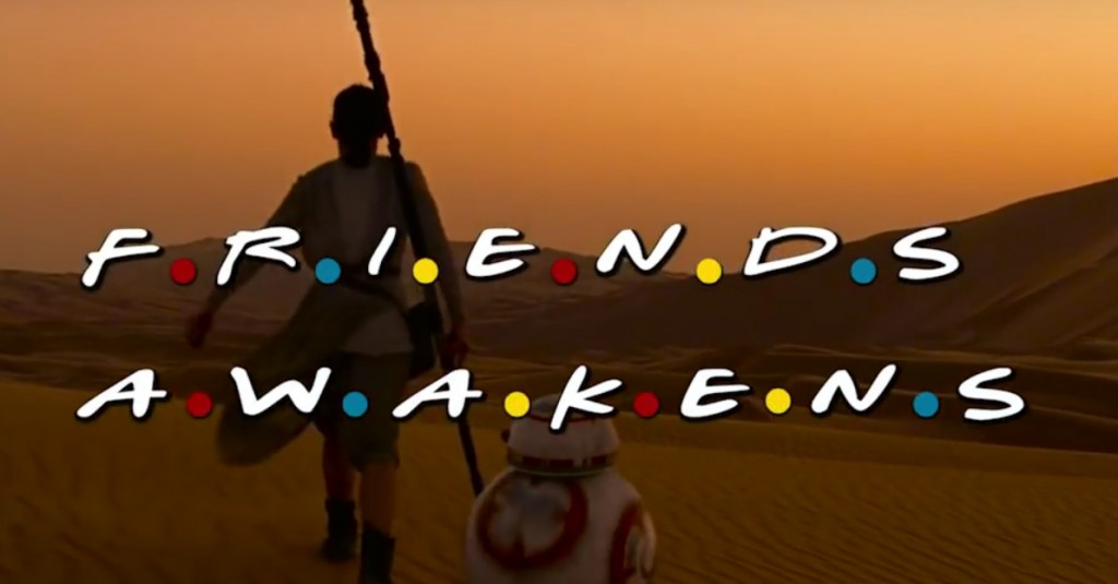friends awakens