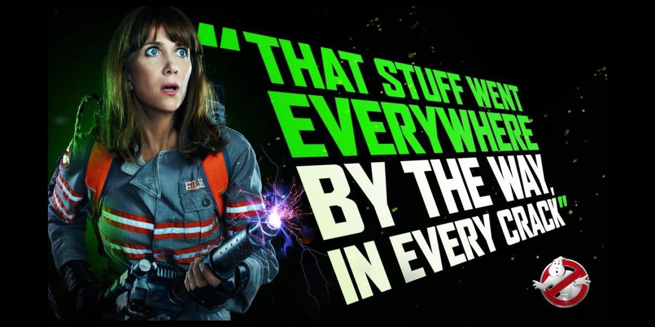 Kristen Wig as Erin Gilbert