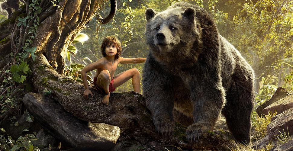 Disney's Jungle Book Mowgli and Baloo