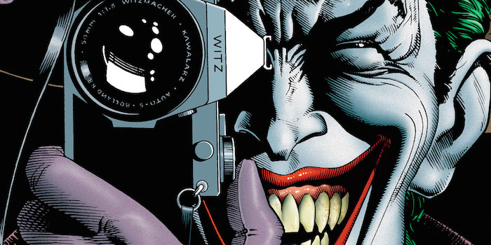 How 'The Killing Joke' Will Differ From the Comic