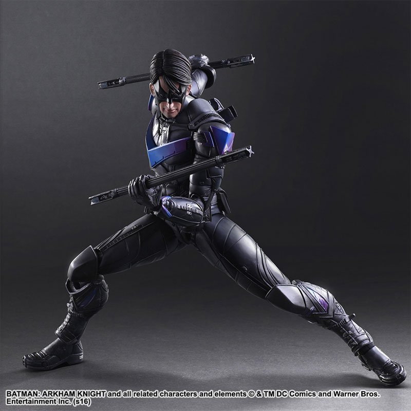 Nightwing Play Arts Kai figure