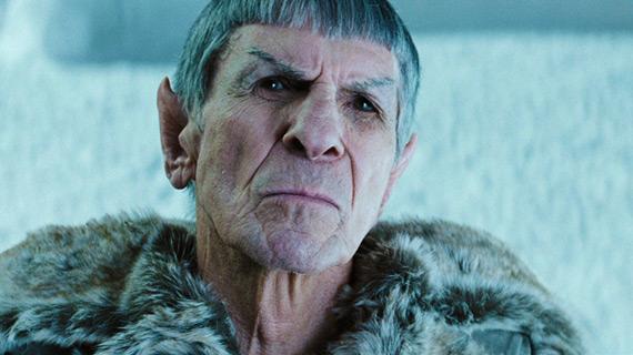spock, star trek beyond, leonard nimoy