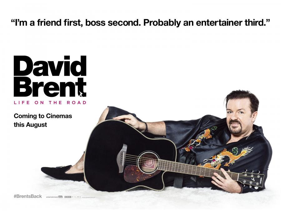 First Trailer for 'David Brent: Life on the Road'