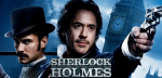 Sherlock Holmes title Robert Downey Jr and Jude Law
