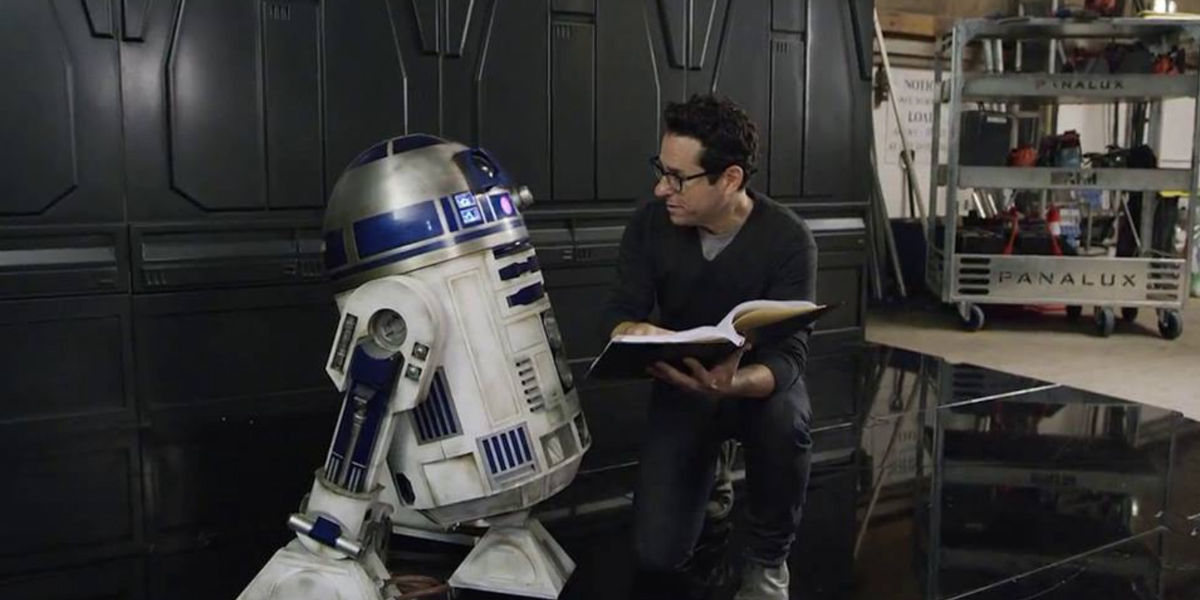 Watch how 'Star Wars: The Force Awakens' was originally going to begin