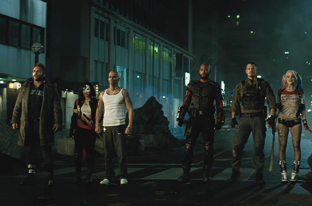 Harley and Deadshot in New 'Suicide Squad' Image