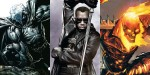 Netflix, Blade, Ghost Rider, Moon Knight