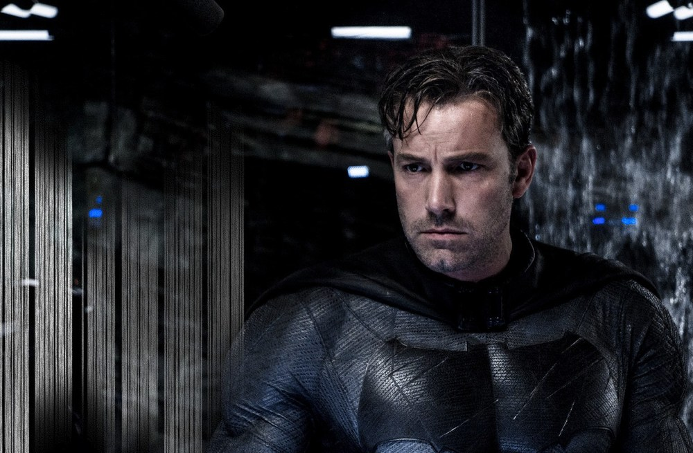 Ben Affleck Batman unmasked