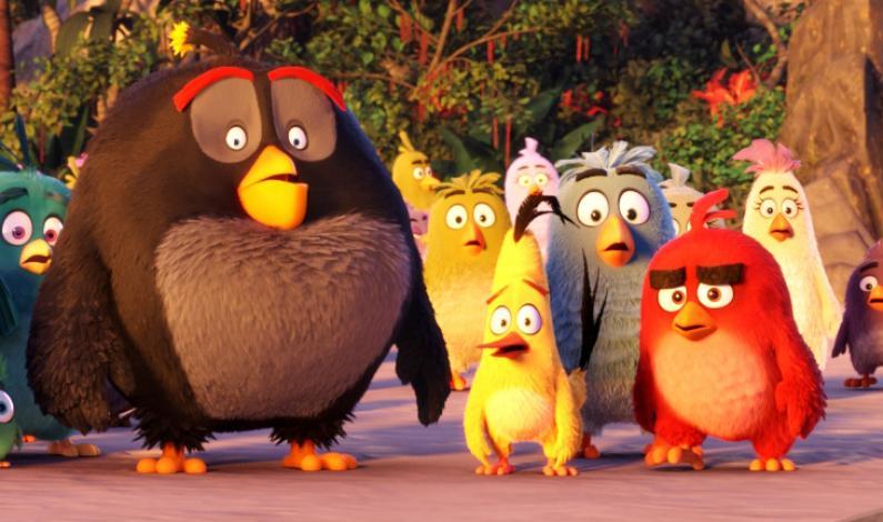 Box Office: 'Angry Birds' Flies Mid-Range; Quiet 'Neighbors 2'