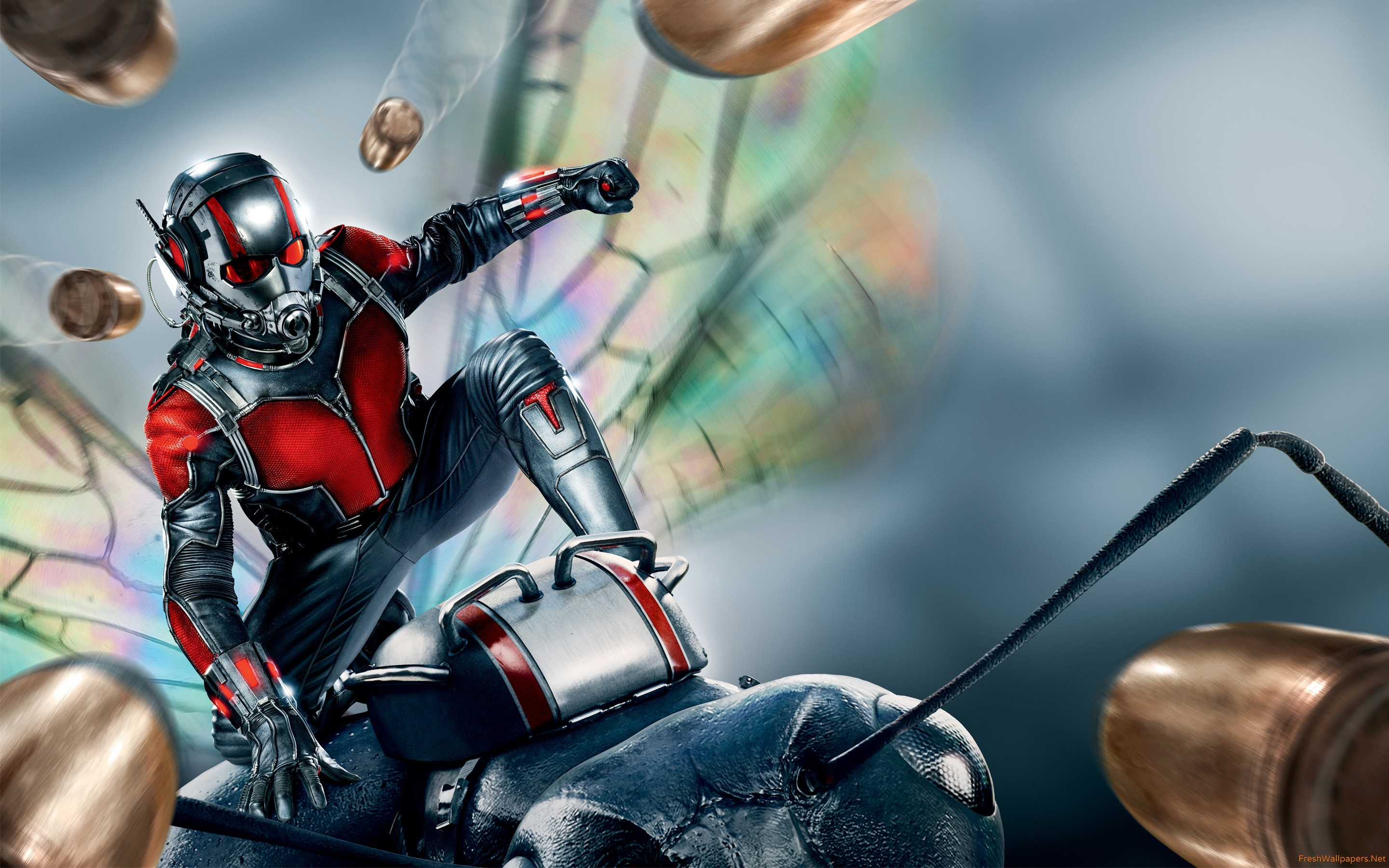 Is This the Greatest Ant-Man Cosplay Ever?