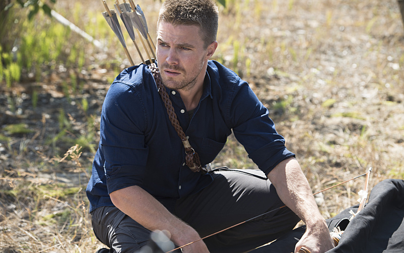 Arrow Season 3 Stephen Amell