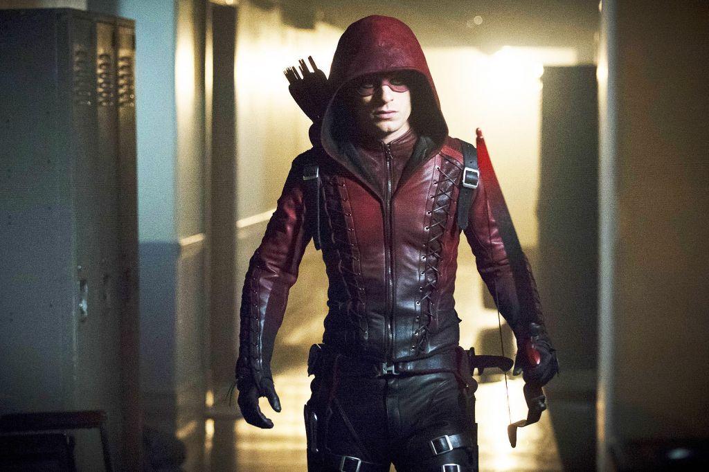Colton Haynes: Arsenal Returns in 'Arrow' Season 5