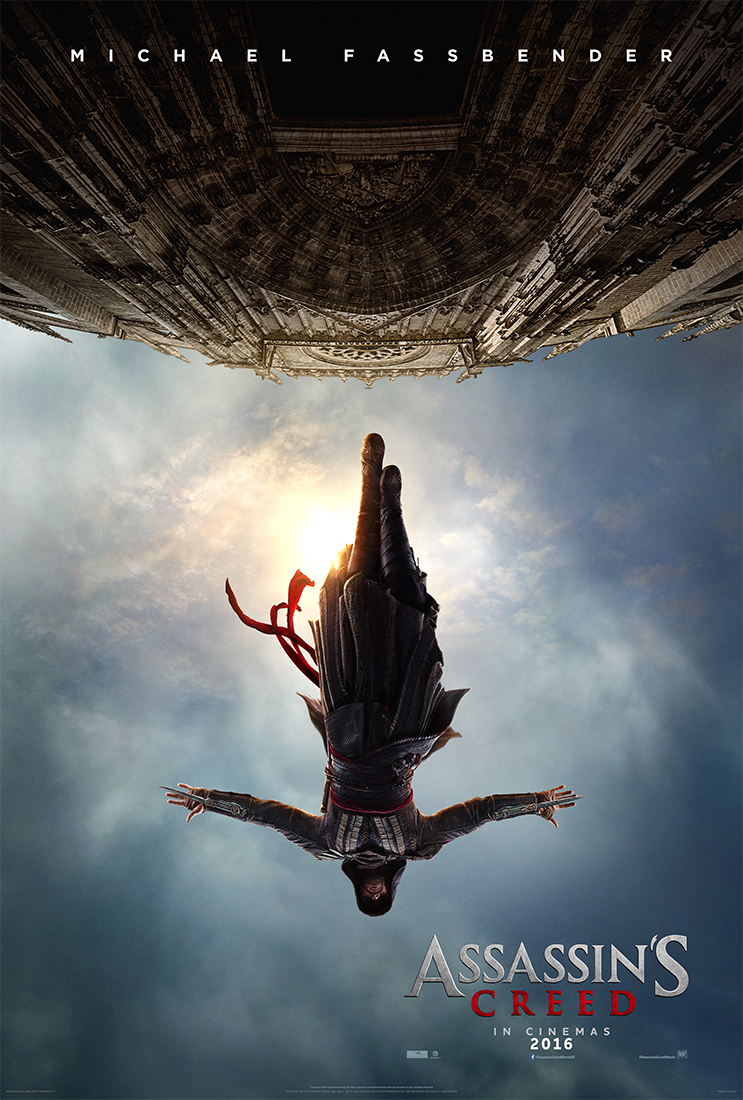 Assassin's creed leap of faith official movie poster