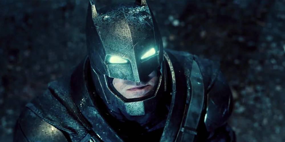 Batman v Superman Armored Batman