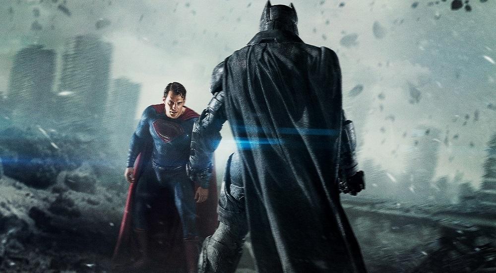 DCEU Batman v Superman
