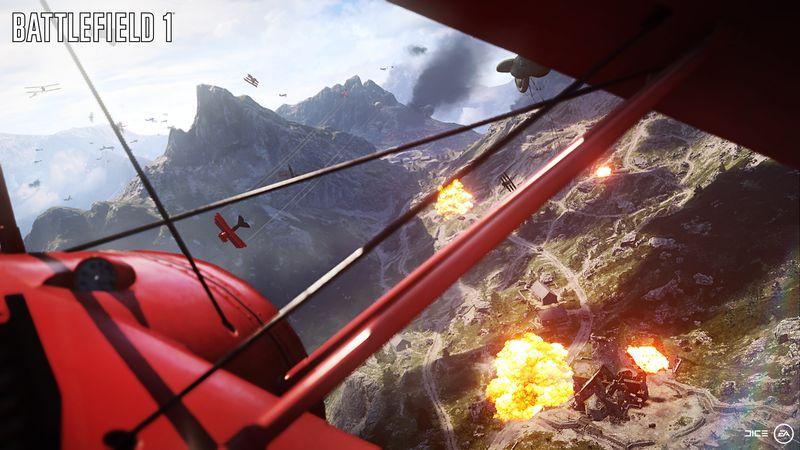 'Battlefield 1' Trailer, Details, Release Date