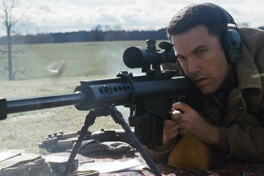 If Ben Affleck's 'The Accountant' Was a Batman Film