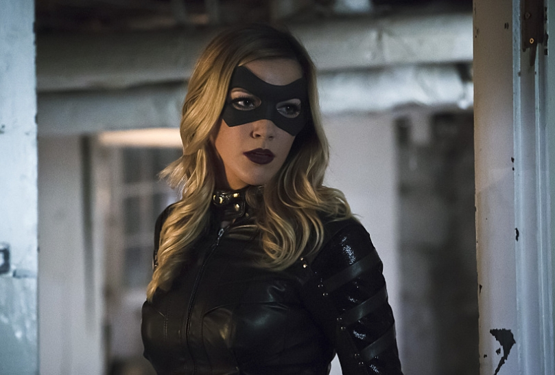 Katie Cassidy as Laurel Lance/Black Canary