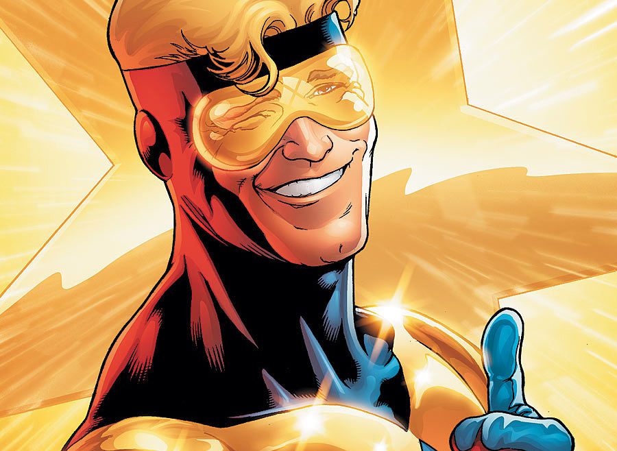 A 'Booster Gold' Could Be Film in the Works