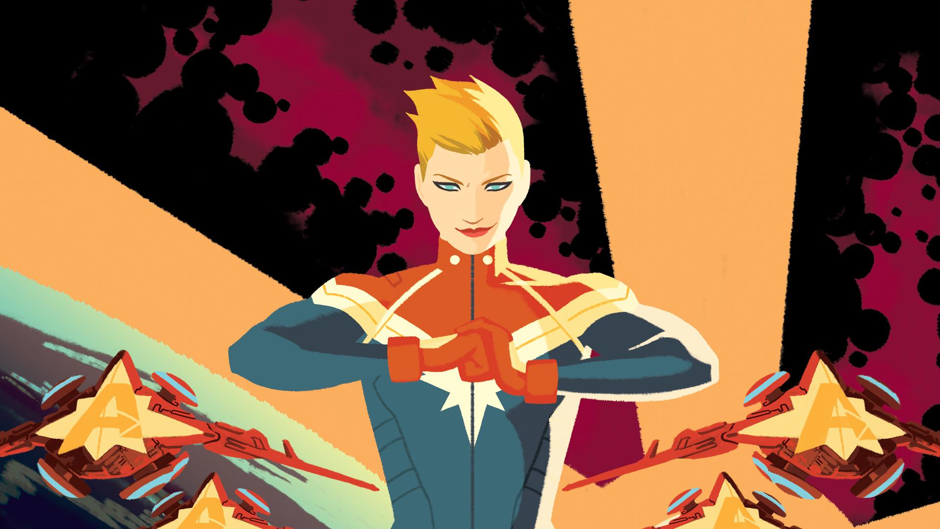 Captain Marvel, Avengers Infinity War