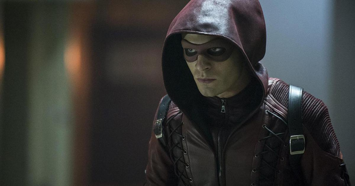 Colton Haynes on Why He Left 'Arrow'