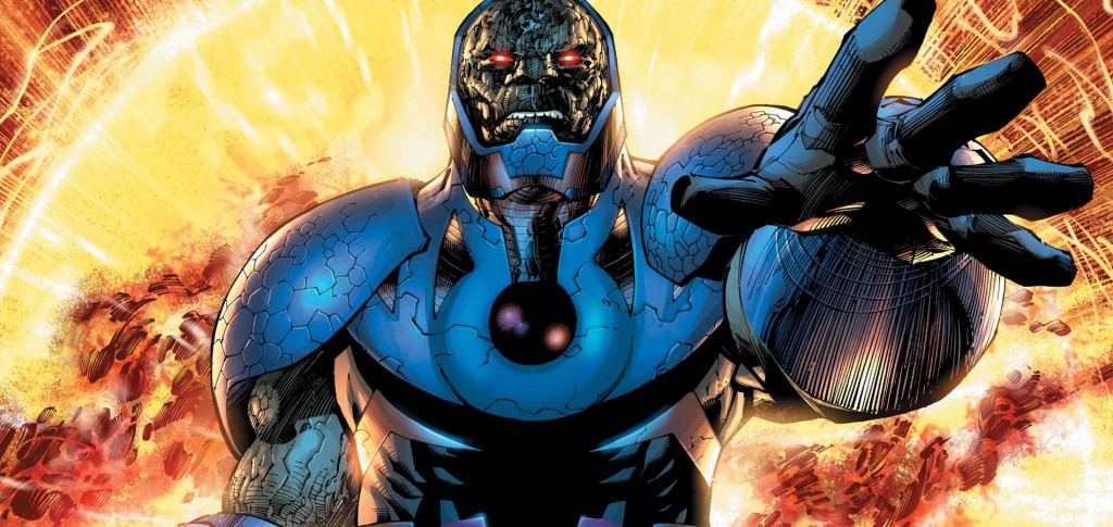 'Justice League: Part One'| Darkseid's Role Unveiled