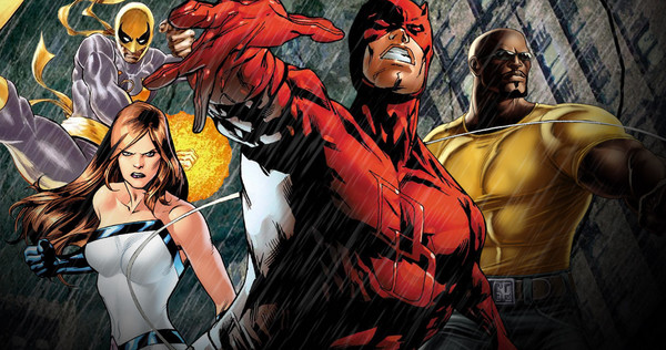 Defenders, Infinity War, Daredevil