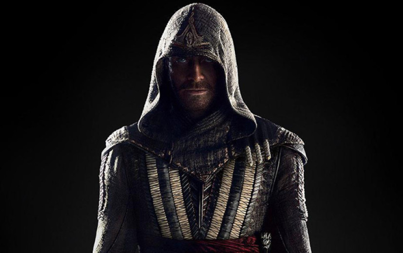 Fassbender in Assassin's Creed, first look image