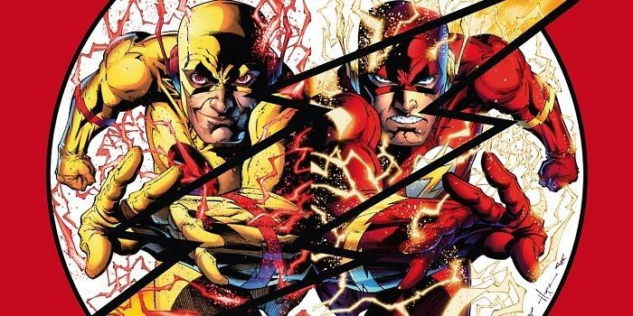 Flashpoint The Flash and Reverse Flash