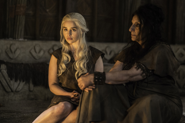 "Emilia Clarke on 'Game of Thrones' Nude Scene: ""This is all Me"""