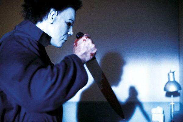 Michael Myers in Halloween Resurrection