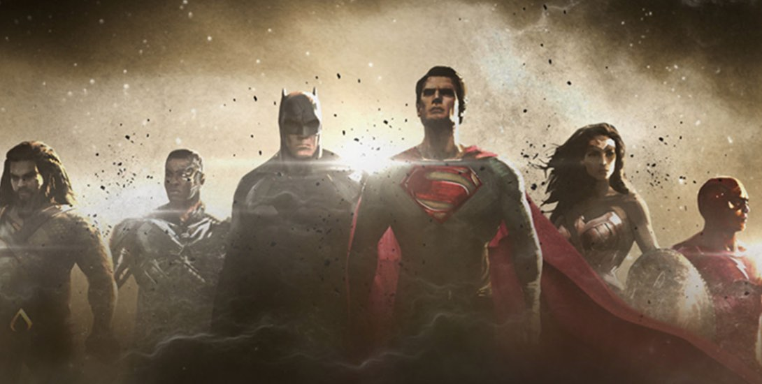 Justice League Graphic Art image