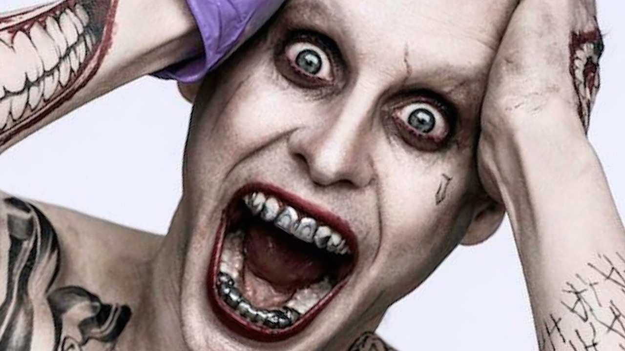 Jared Leto, Joker, Suicide Squad