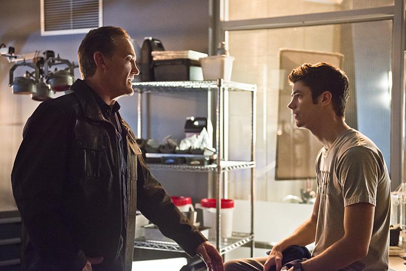 John Wesley Shipp on Big 'The Flash' Reveal, Season 3
