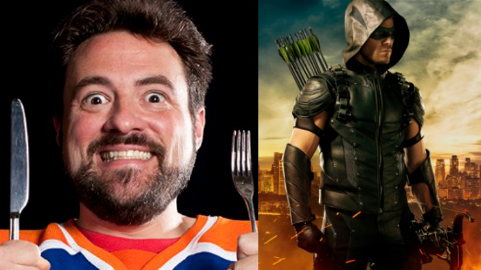 Kevin Smith Wants To Write For 'Arrow'