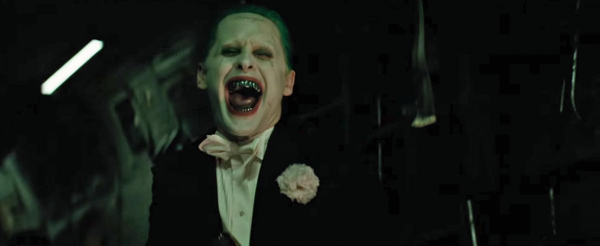 Jared Leto Joker laugh