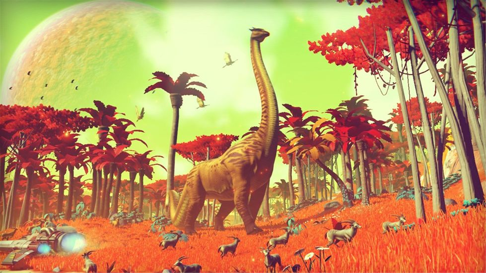 A Report Suggests 'No Man's Sky' Has Been Delayed
