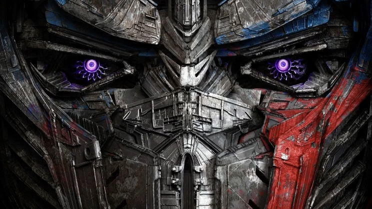 Optimus Prime in The Last Knight teaser