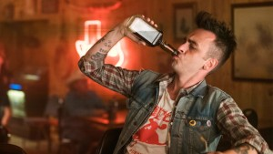 Joseph Gilgun as Cassidy - Preacher _ Season 1, Episode 1 - Lewis Jacobs/Sony Pictures Televsion/AMC