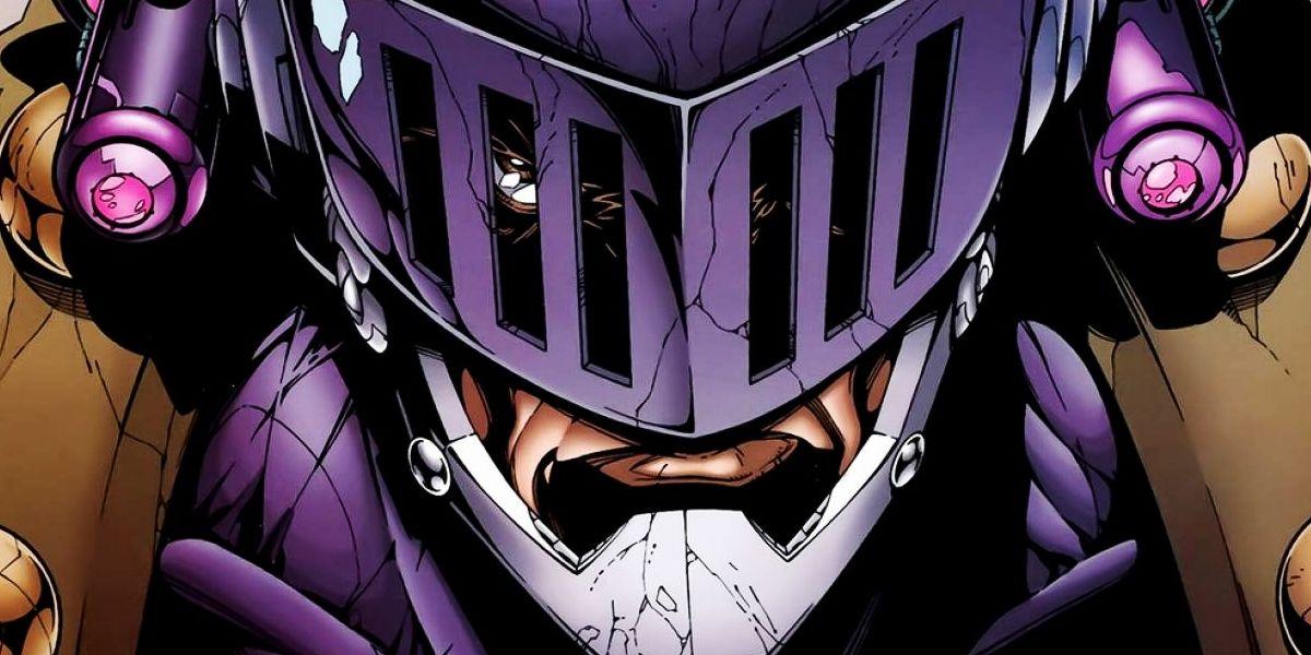 DC's Prometheus